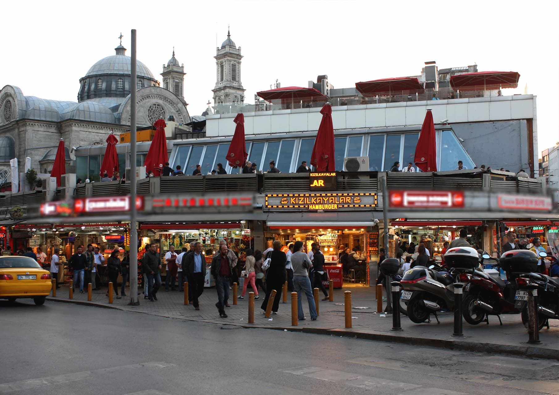 Where to Eat in Istanbul?
