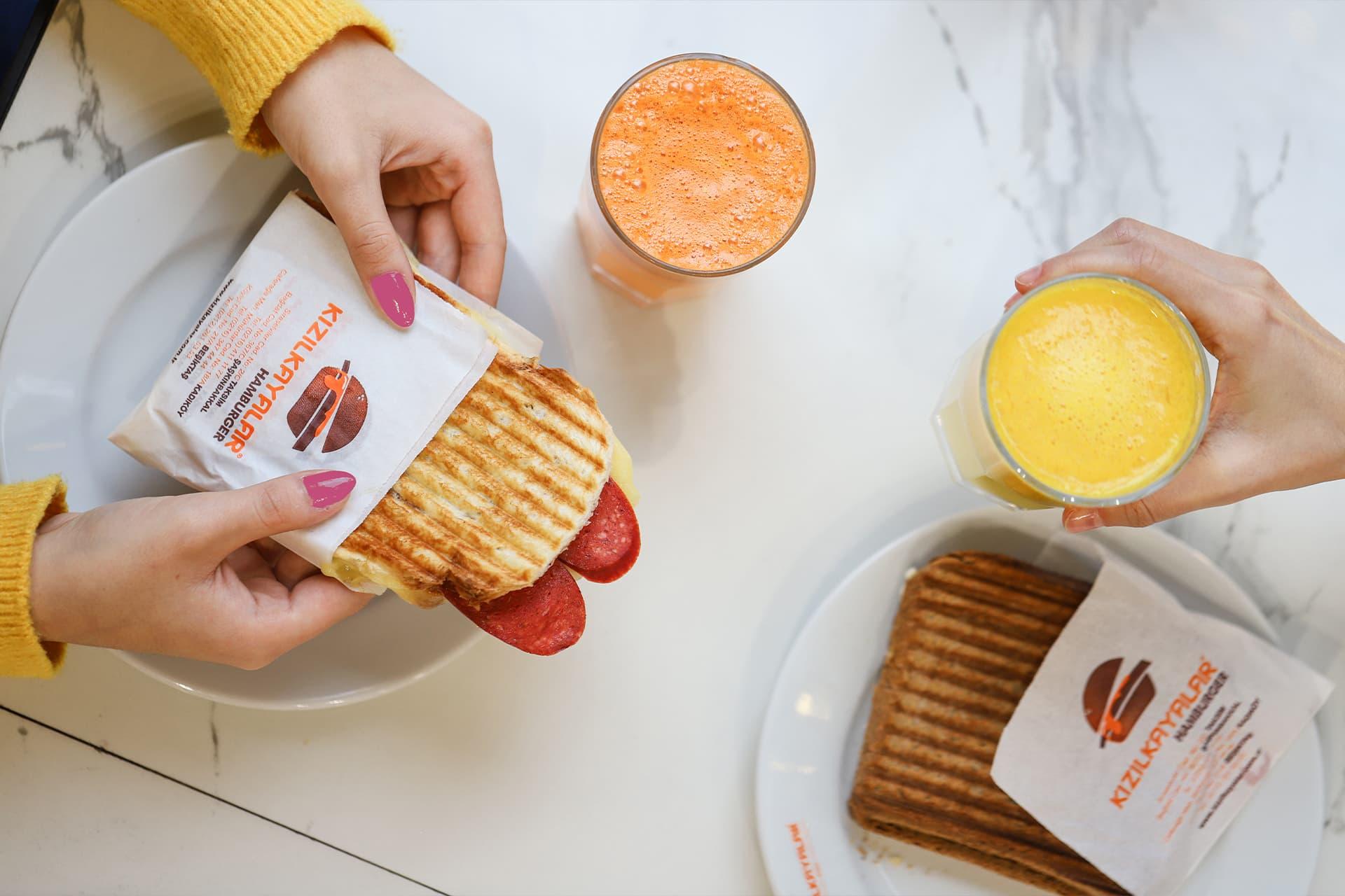 Kahvaltınızı nasıl alırdınız?
