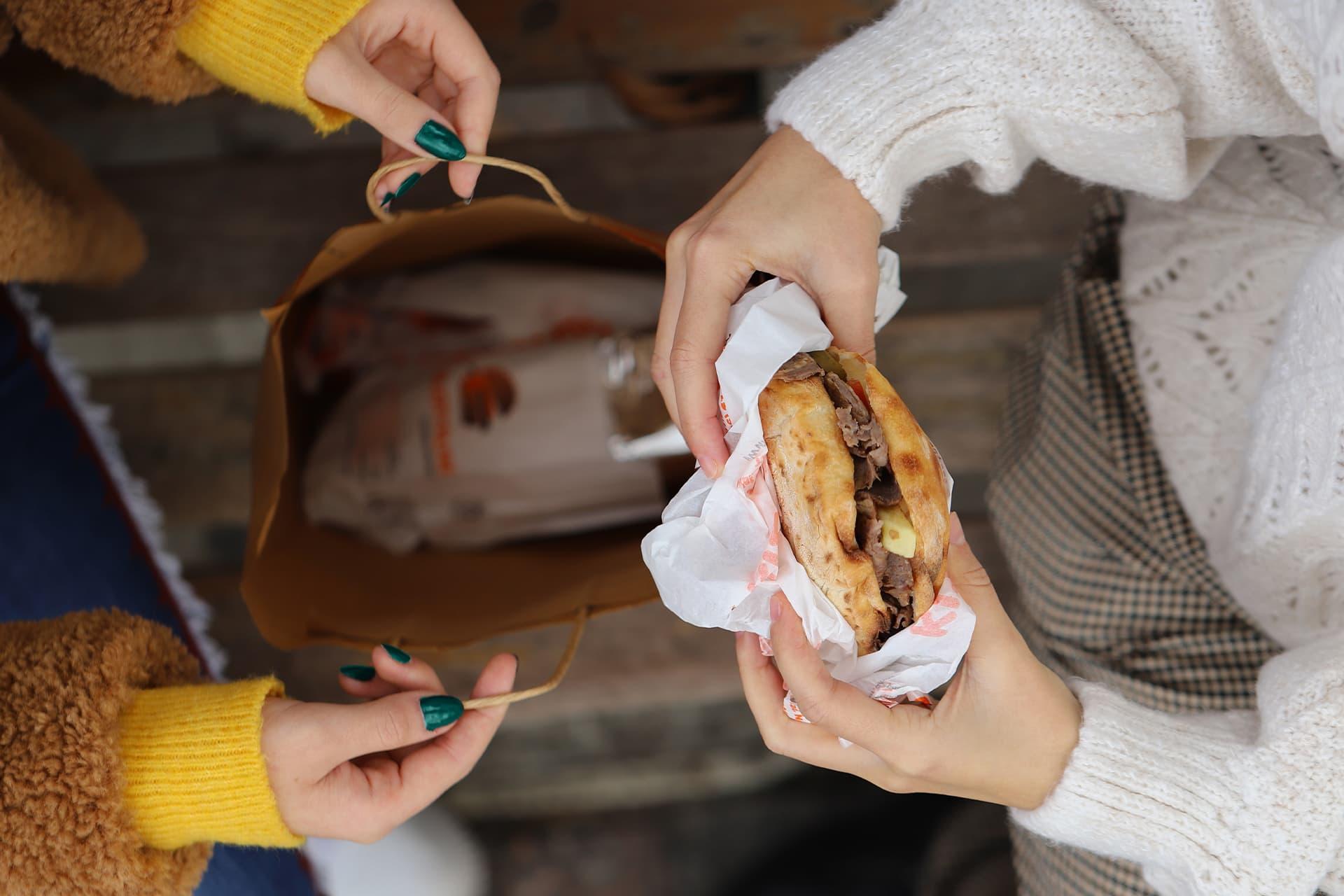 Kızılkayalar Hamburger Paket ve Gel-Al Servis