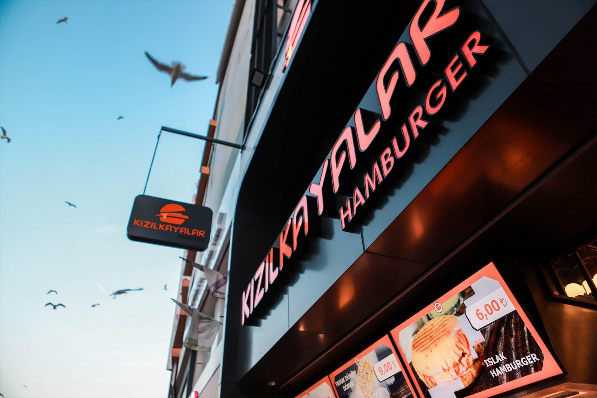 Kızılkayalar Hamburger Şubeleri Kurban Bayramı'nda Açık mı?
