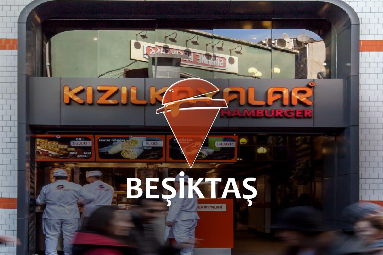 Kızılkayalar Beşiktaş Branch