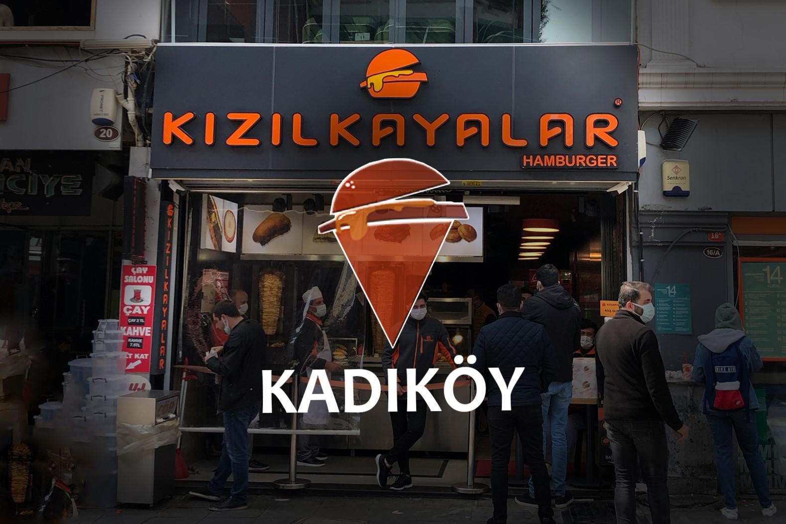 Kızılkayalar Kadıköy Şubesi