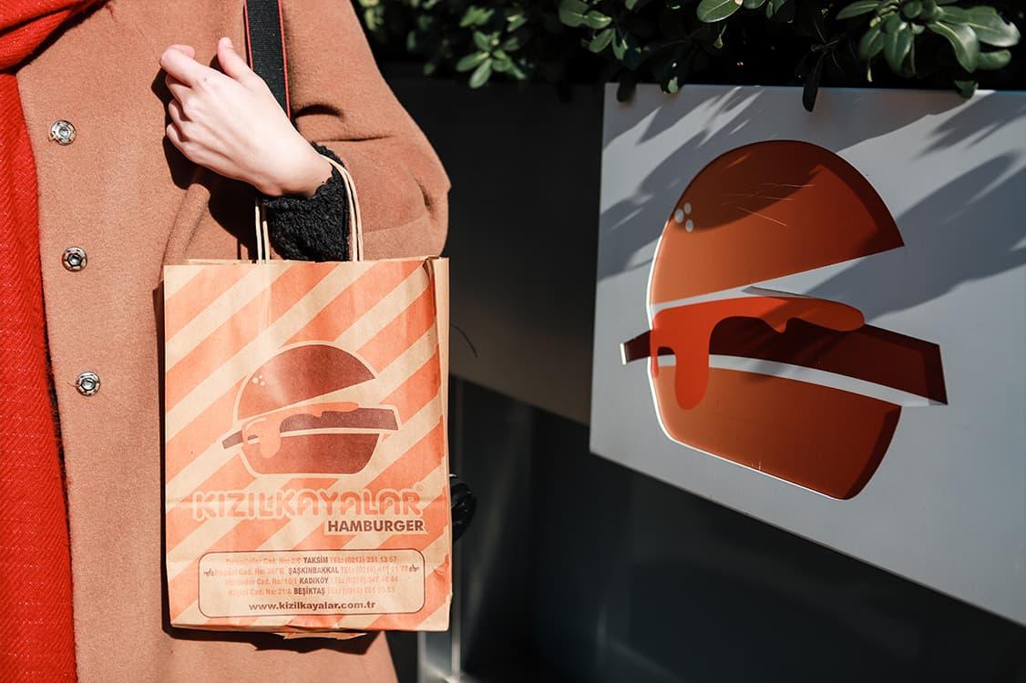 Kızılkayalar Hamburger Gel-Al Servis